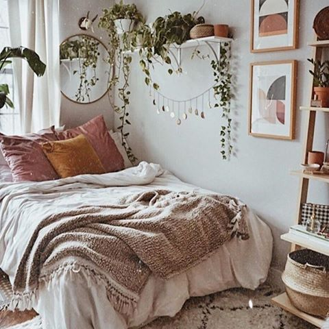 Urban Outfitters Home Urbanoutfittershome Instagram Photos And Videos Modern Bedroom Inspiration Aesthetic Bedroom Bedroom Makeover