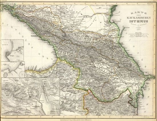 Chronicler of the Caucasus