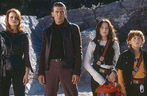 """The Cortez family from """"Spy Kids."""""""