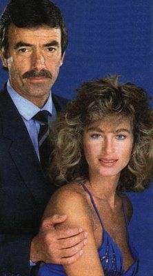 Eric Braeden and Eileen Davidson play Victor Newman and Ashley Abbott.