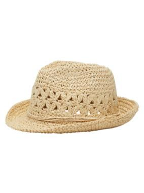 Sussan - Accessories - Hats - Natural trilby