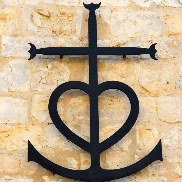 La croix de Camargue