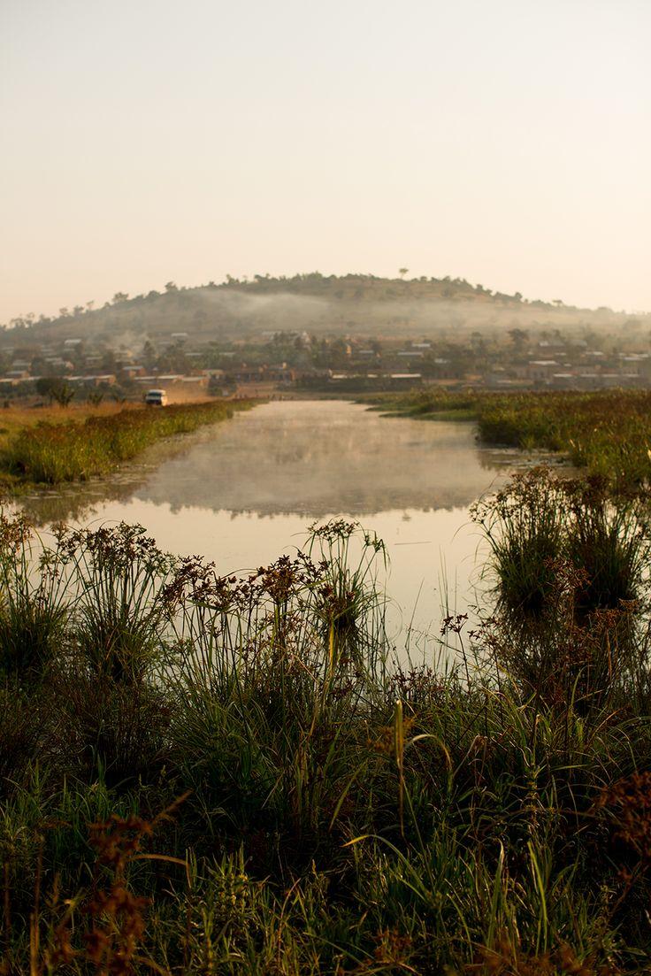 The beautiful scenery of #Rwanda (Photo credit: Esther Havens)