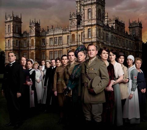 "Downton Abbey. Peter Segal summed it up: ""By the way, a special note to our audience, we're talking about an event that will be happening while you are all watching Downtown Abbey."" — Peter Sagal on the Superbowl (NPR's Wait Wait…Don't Tell Me! 2/4/12)"