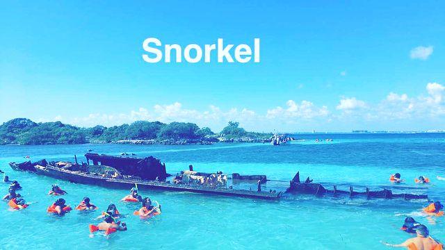 Un dia en Isla Mujeres   #mexico #cancun #islamujeres #snorkel #snorkelling #fish #massage #playa #comidaconlocales #pescado #food #foodlove #instafood #cerveza #sol #sun #boat #beautifulday #crazy #end