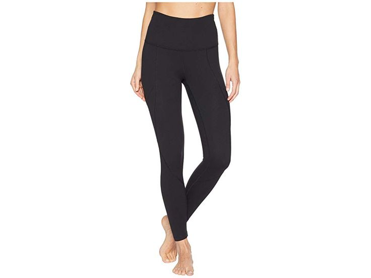 Beyond Yoga Palomino High-Waisted Midi Leggings (Jet Black) Women's Casual Pants. Stay focused on your goals when you workout in the Beyond Yoga Palom…