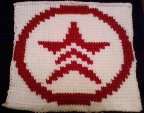 9 besten Tunisian Crochet Bilder auf Pinterest | Tunesisch häkeln ...