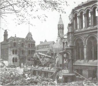 Nottingham Blitz May 1941