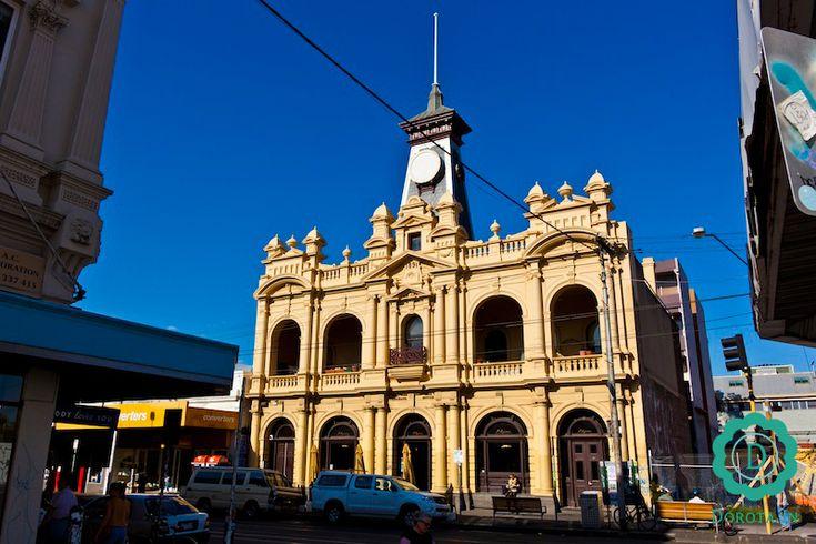 Fitzroy - hipsterska dzielnica Melbourne  #travel #podróże #melbourne #australia