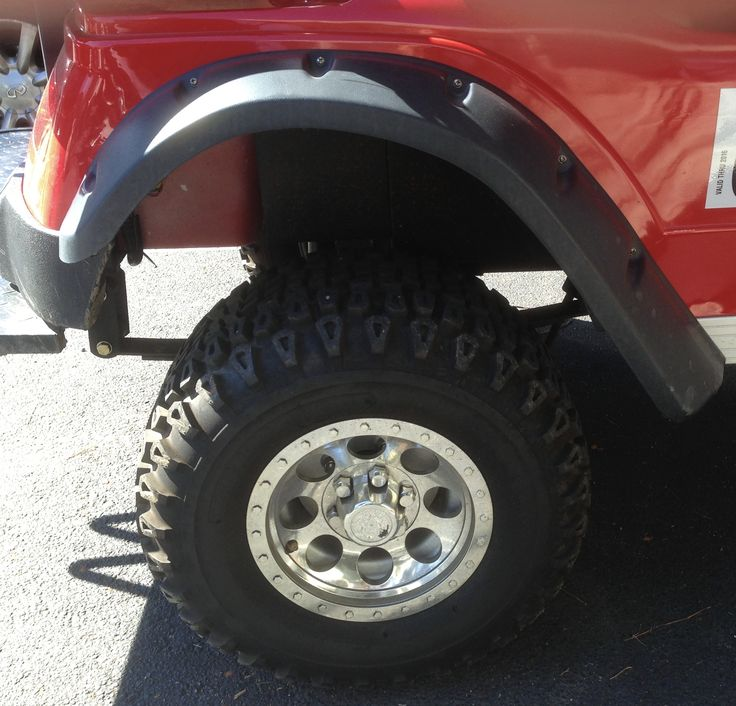 If you purchase golf cart tires and wheels together as combo kits you can save money compared to purchasing them separately.