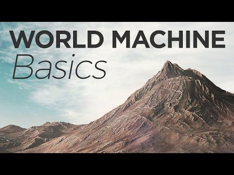 World Machine Basics: Tools, favorites and macros | Pluralsight - YouTube