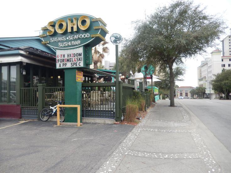 Soho Myrtle Beach Steak Sushi Restaurant