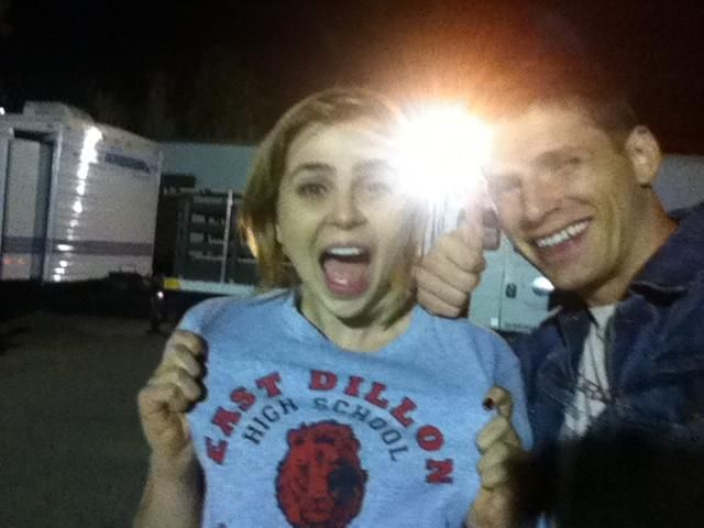 Mae Whitman Matt Lauria | [ People I Heart ] | Pinterest ...