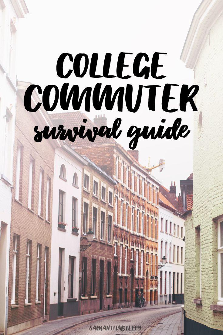 College Commuter Survival Guide