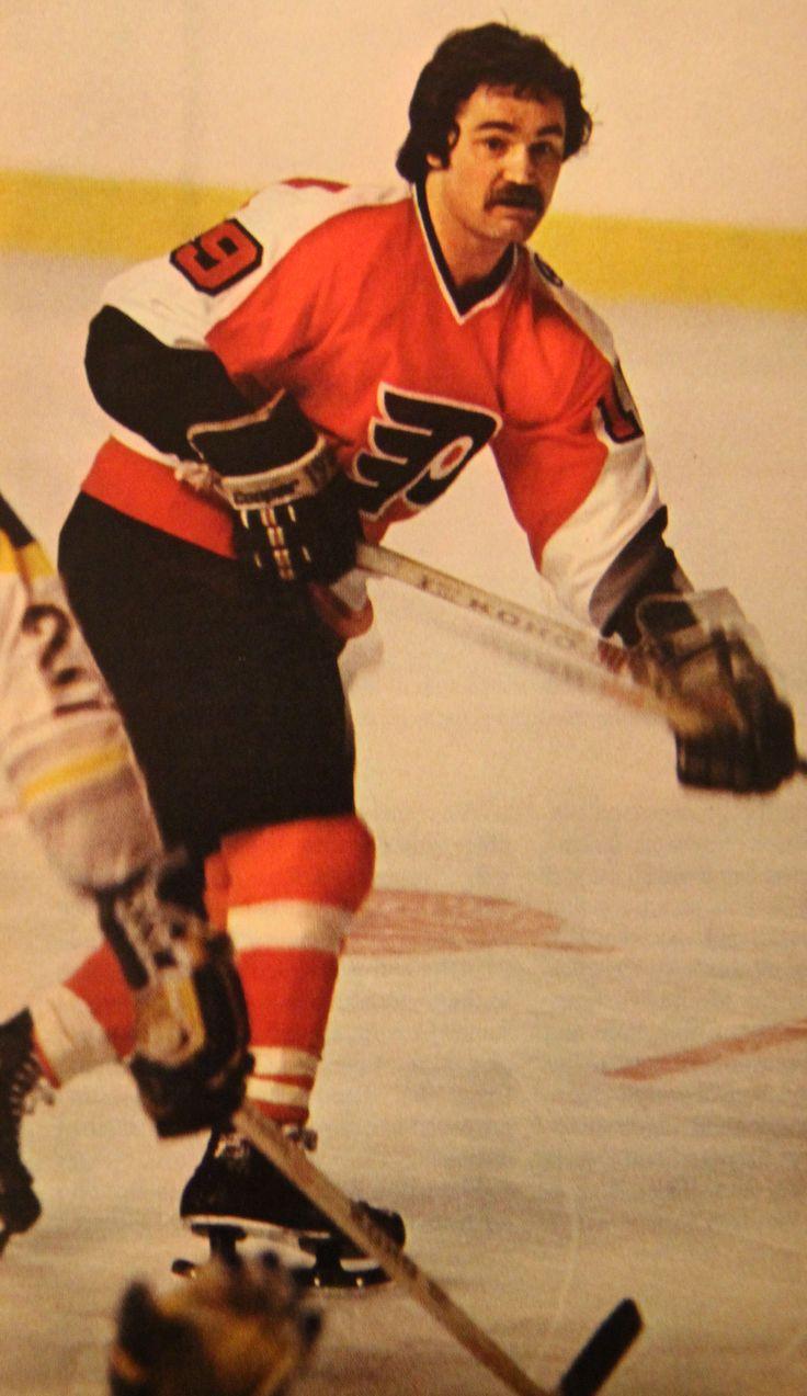 Rick MacLeish Philadelphia Flyers