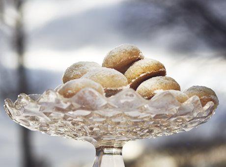 Deník Dity P. - Pistáciové sušenky