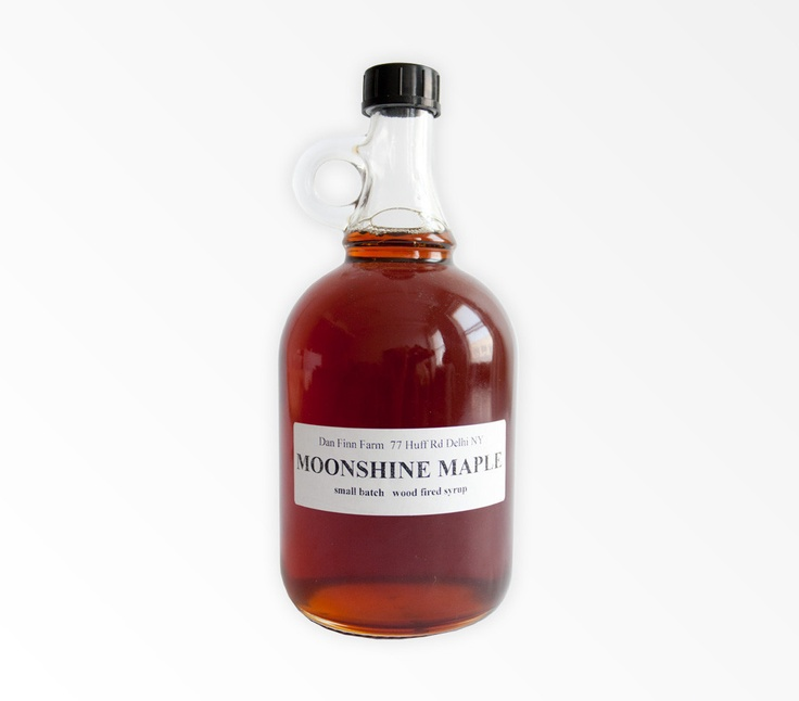 Moonshine Maple Syrup