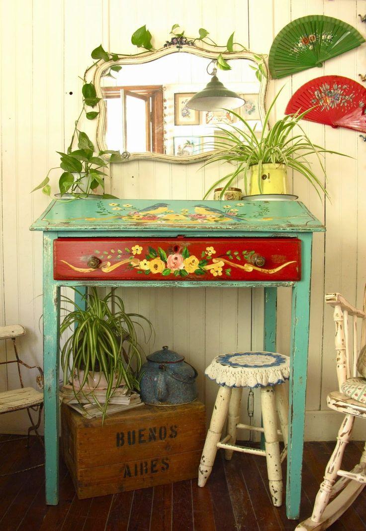 113 best images about muebles vitange on pinterest - Perchero recibidor antiguo ...