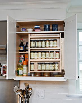 spice rack ideas | 2,719 swing out spice rack Home Design Photos