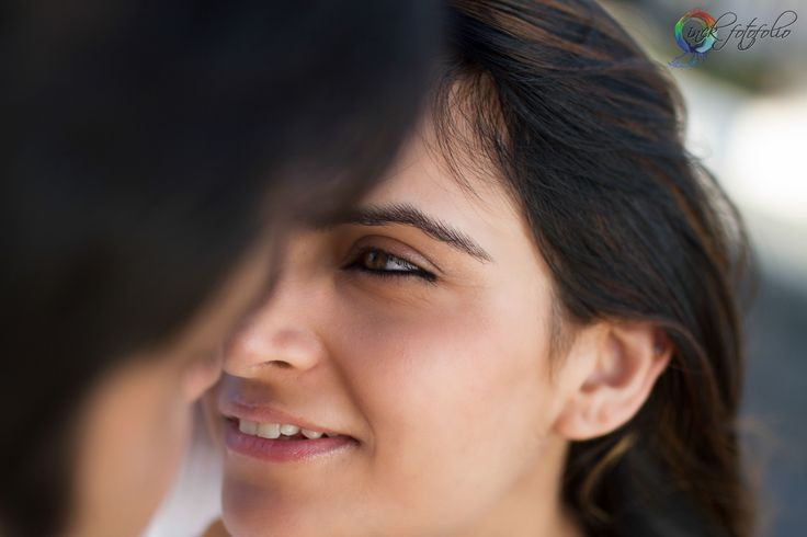 The eyes can speak a million words with just one emotion... Love!!  Contemporary Couple shoots in Pune.