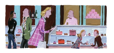Patisserie by Jean-Philippe Delhomme