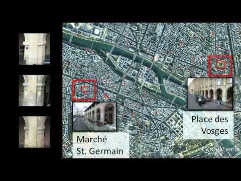 What Makes Paris Look like Paris? Awesome CMU datamining project via Golan