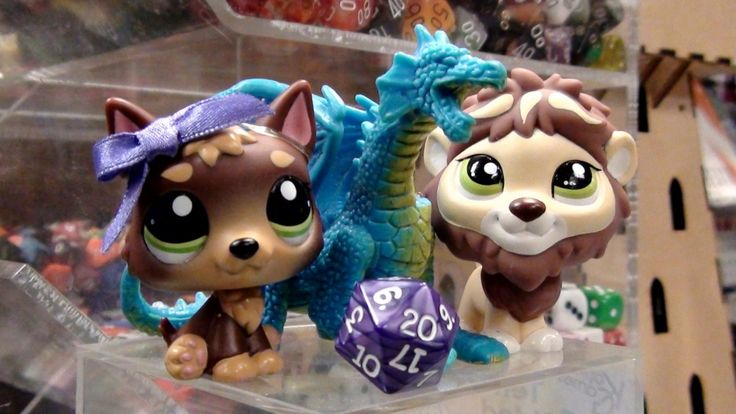 """Littlest Pet Shop: Kandy TV Episode #14 """"Pocky and Mochi and Milo, Oh My!"""""""