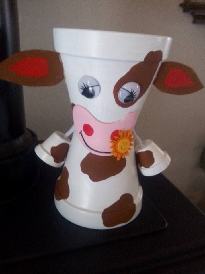 464 best images about clay pots crafts on pinterest