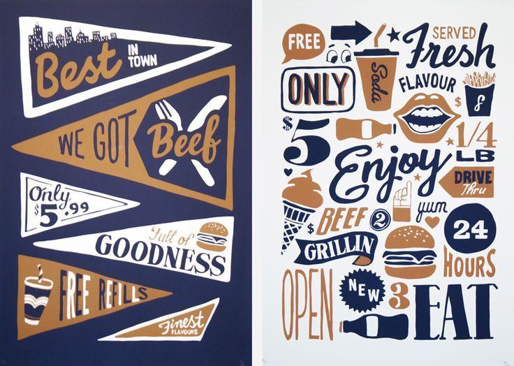 Ghetto Burger by Tristan Kerr | Allan Peters' Blog