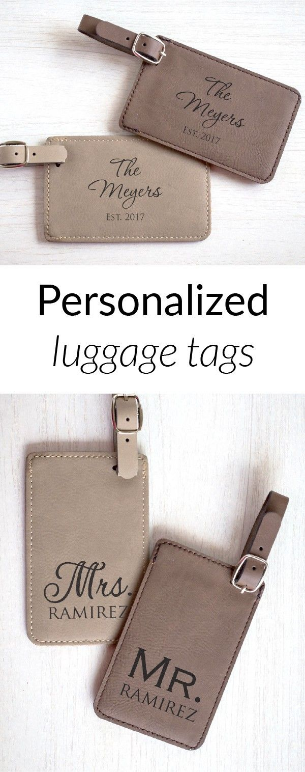 16 best Personalized Luggage Tags images on Pinterest   Custom ...