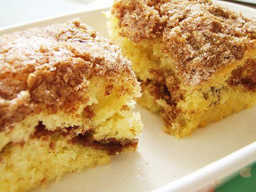 Bisquick Lemon Blueberry Coffee Cake
