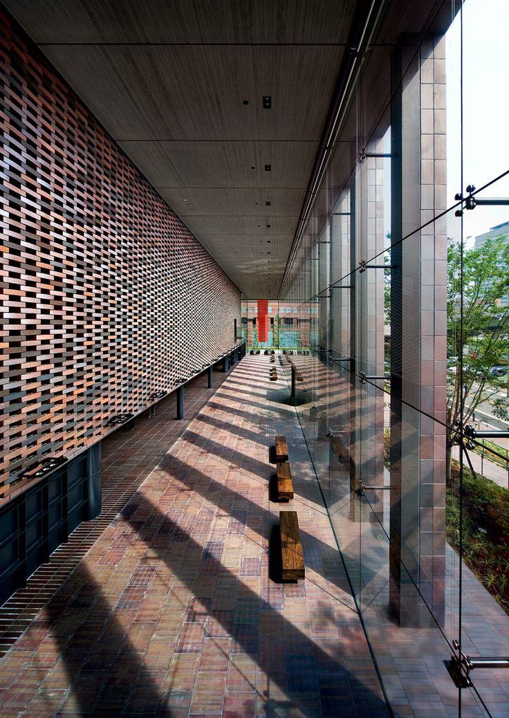 Osaka Bar Association Building | Office | Projects…