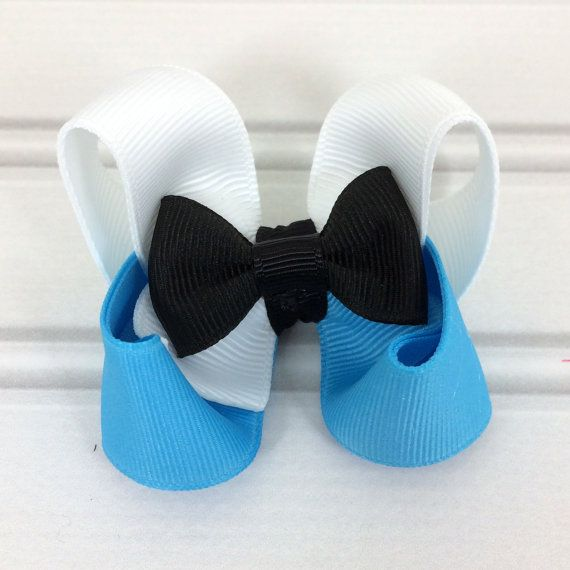 Alice Girl Hair Bow  Princess by cococamila on Etsy, $4.50