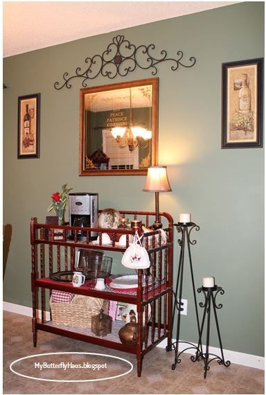 Recycle reuse furniture diy bbay changing table turned for Reuse furniture ideas