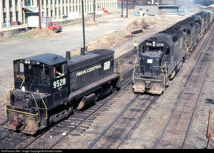 17 best images about penn central new haven on pinterest for New penn motor freight tracking