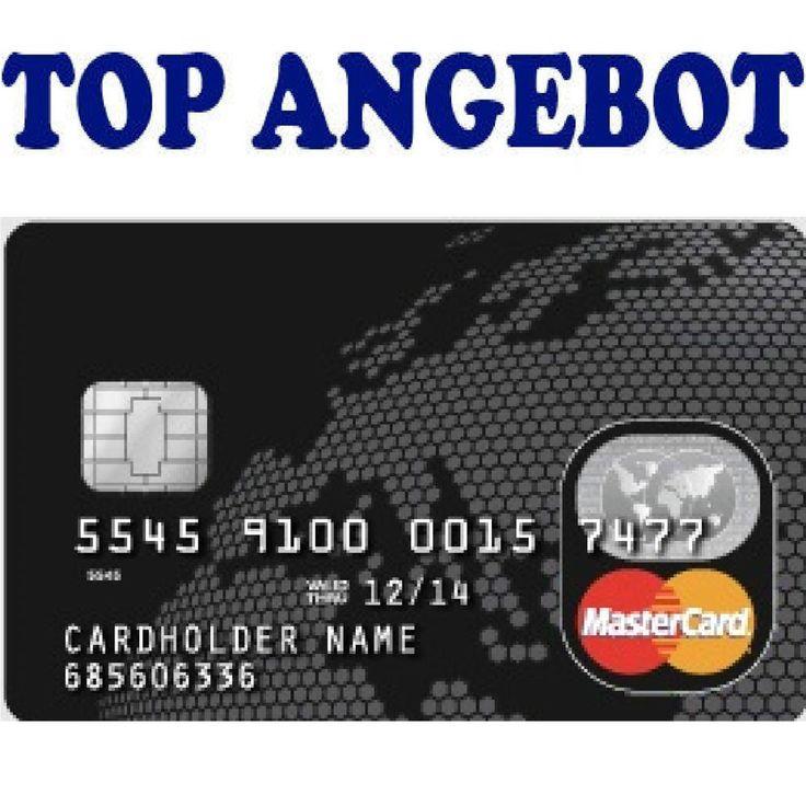 mastercard konto