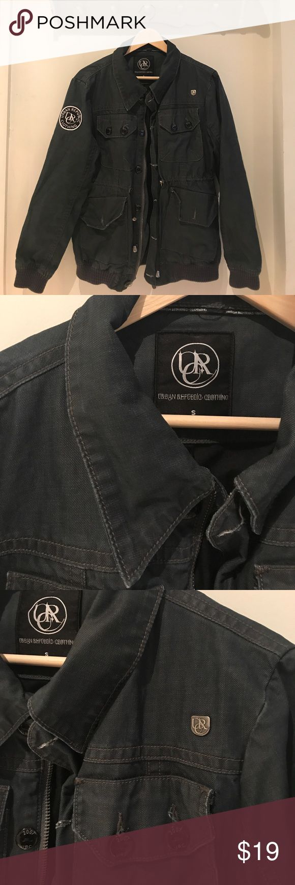 Man Jean jacket Good condition Urban Republic Jackets & Coats