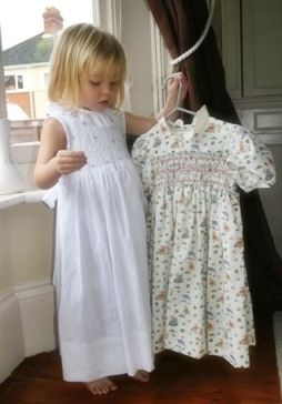 smocked dresses - Google Search