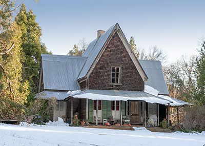 17 best images about gothic revival farm houses on for Gothic revival farmhouse