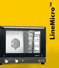 Professional small electric oven | LineMicro | Unox