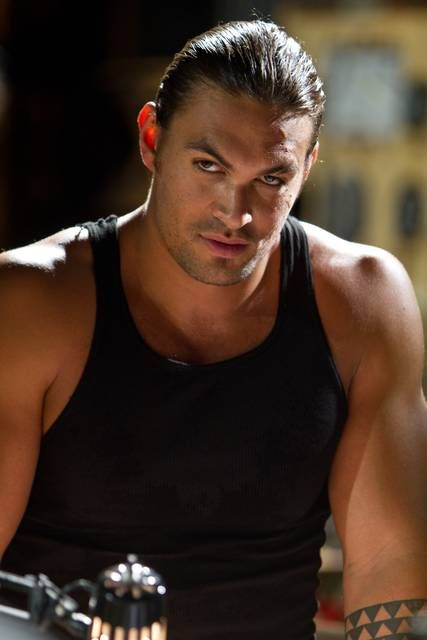 Jason Momoa as Azrael
