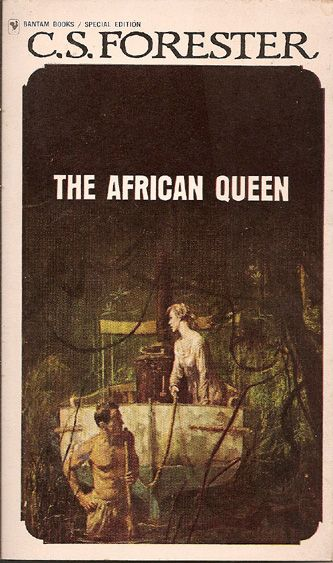 C.S Forester- The african queen