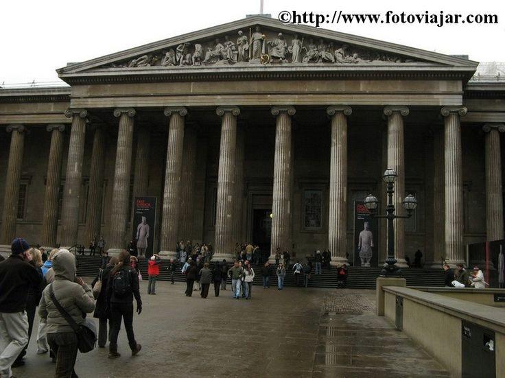 British Museum, Museu Britânico Londres