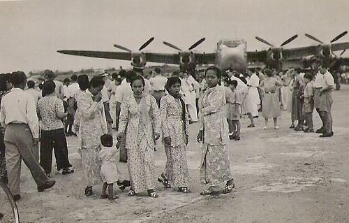 Singapore 29th May 1950