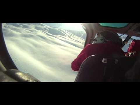 Racers Edge - Charlie Cochrane Heli Ski with HMH Wanaka 2011