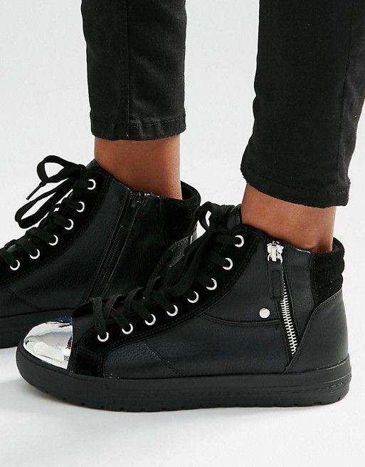 ALDO | Высокие кроссовки на молнии ALDO