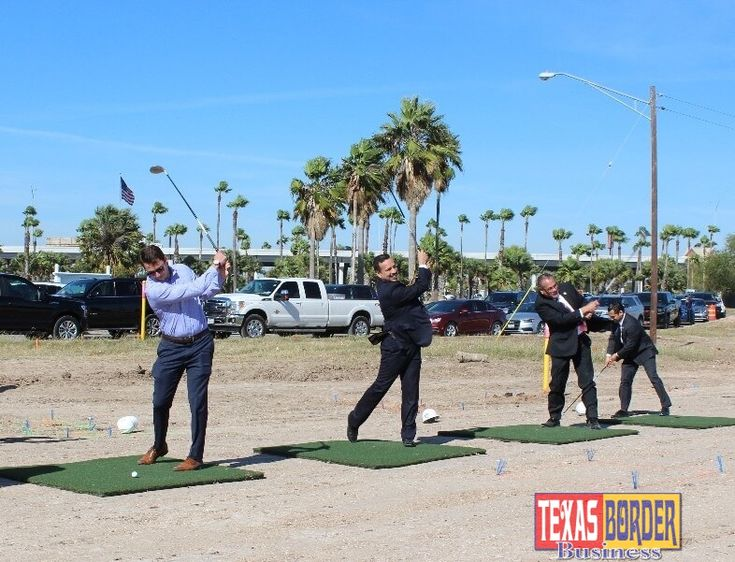 Topgolf Breaks Ground in Pharr - Texas Border Business