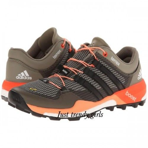 Adidas running shoes orange, Adidas boost running shoes http://www.justtrendygirls.com/adidas-boost-running-shoes/