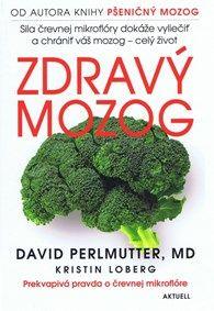 Kniha Zdravý mozog