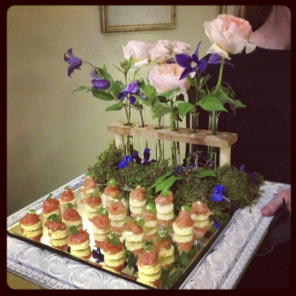 110 best images about creative presentation of canap s on for Canape ideas for weddings